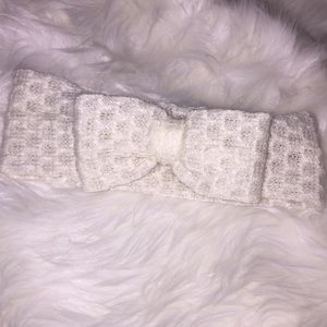 🎃 NWOT F21 head wrap with bow